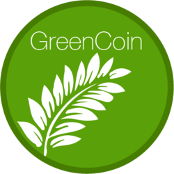 Photo du logo Greencoin